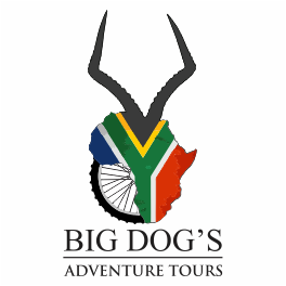 Big Dog's Adventure Tours logo