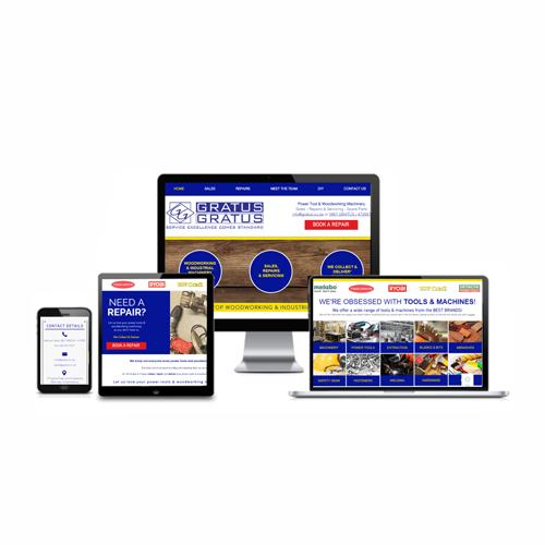 Gratus Website